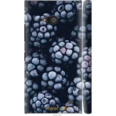 Чехол на Nokia Lumia 730 Морозная ежевика