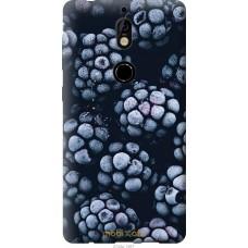 Чехол на Nokia 7 Морозная ежевика