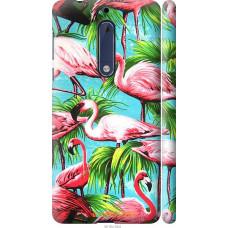 Чехол на Nokia 5 Tropical background
