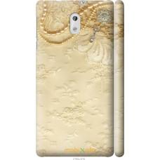 Чехол на Nokia 3 'Мягкий орнамент