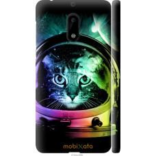 Чехол на Nokia 6 Кот космонавт