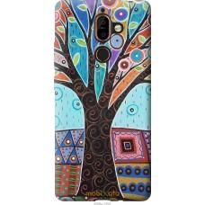 Чехол на Nokia 7 Plus Арт-дерево