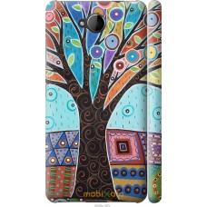 Чехол на Nokia Lumia 650 Арт-дерево