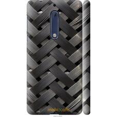 Чехол на Nokia 5 Металлические фоны