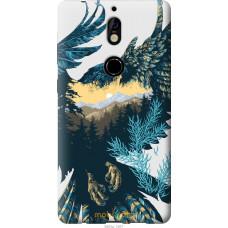 Чехол на Nokia 7 Арт-орел на фоне природы