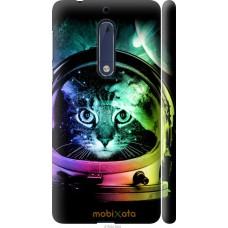 Чехол на Nokia 5 Кот космонавт