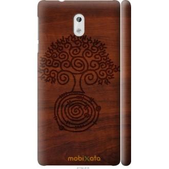 Чехол на Nokia 3 Узор дерева