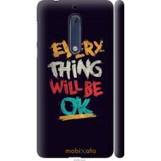Чехол на Nokia 5 Everything will be Ok