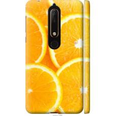 Чехол на Nokia 6 2018 Апельсинки