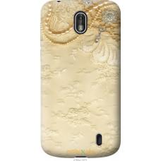 Чехол на Nokia 1 'Мягкий орнамент
