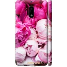 Чехол на Nokia 6 Розовые цветы