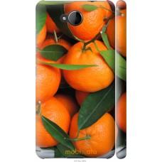Чехол на Nokia Lumia 650 Мандарины