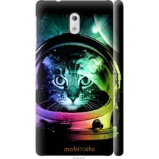 Чехол на Nokia 3 Кот космонавт