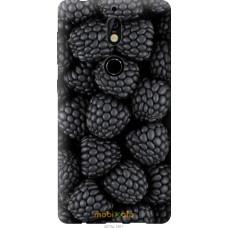 Чехол на Nokia 7 Черная ежевика