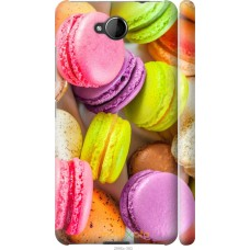 Чехол на Nokia Lumia 650 Вкусные макаруны