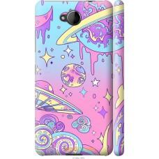 Чехол на Nokia Lumia 650 'Розовый космос