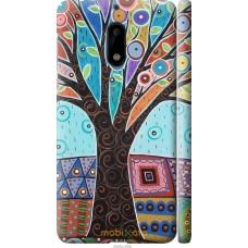 Чехол на Nokia 6 Арт-дерево