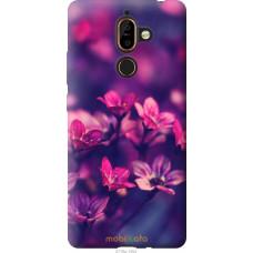 Чехол на Nokia 7 Plus Весенние цветочки