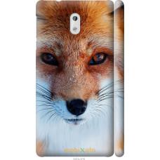 Чехол на Nokia 3 Рыжая лисица