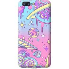 Чехол на OnePlus 5 'Розовый космос