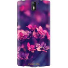 Чехол на OnePlus 1 Весенние цветочки