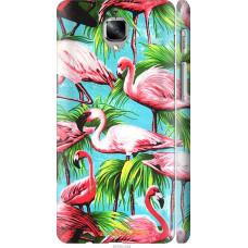 Чехол на OnePlus 3 Tropical background