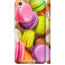 Чехол на OnePlus X Вкусные макаруны