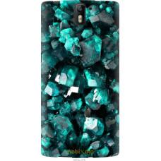 Чехол на OnePlus 1 Кристаллы 2