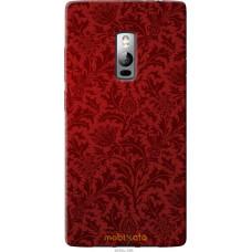 Чехол на OnePlus 2 Чехол цвета бордо