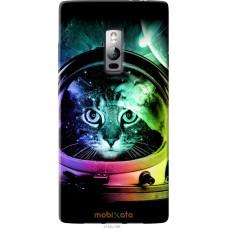 Чехол на OnePlus 2 Кот космонавт