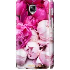 Чехол на OnePlus 3 Розовые цветы