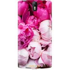 Чехол на OnePlus 1 Розовые цветы