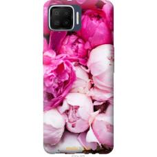 Чехол на Oppo A73 Розовые пионы