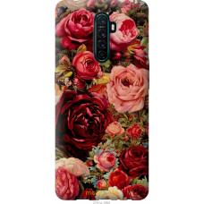 Чехол на Oppo Reno Ace Цветущие розы