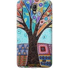 Чехол на Samsung Galaxy Mega 2 Duos G750 Арт-дерево