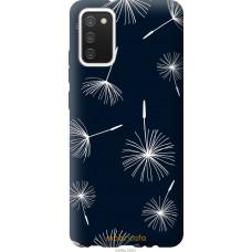 Чехол на Samsung Galaxy A02s A025F одуванчики