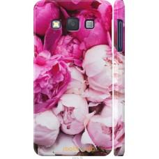 Чехол на Samsung Galaxy A3 A300H Розовые цветы