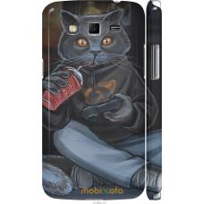 Чехол на Samsung Galaxy Grand 2 G7102 gamer cat