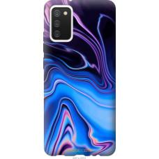 Чехол на Samsung Galaxy A02s A025F Узор воды