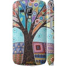 Чехол на Samsung Galaxy S Duos s7562 Арт-дерево