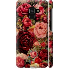 Чехол на Samsung Galaxy A8 2018 A530F Прекрасные розы