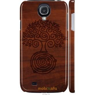 Чехол на Samsung Galaxy S4 i9500 Узор дерева