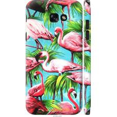 Чехол на Samsung Galaxy A7 (2017) Tropical background