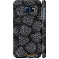 Чехол на Samsung Galaxy S6 G920 Черная ежевика