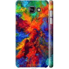 Чехол на Samsung Galaxy A5 (2016) A510F Акварель на холсте