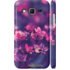 Чехол на Samsung Galaxy Core Prime VE G361H Весенние цветочк