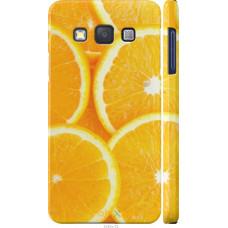 Чехол на Samsung Galaxy A3 A300H Апельсинки