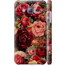 Чехол на Samsung Galaxy J3 Duos (2016) J320H Прекрасные розы