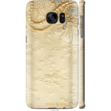 Чехол на Samsung Galaxy S7 Edge G935F 'Мягкий орнамент