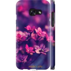 Чехол на Samsung Galaxy A3 (2017) Весенние цветочки
